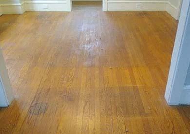 Dustless Hardwood Floors Refinishing