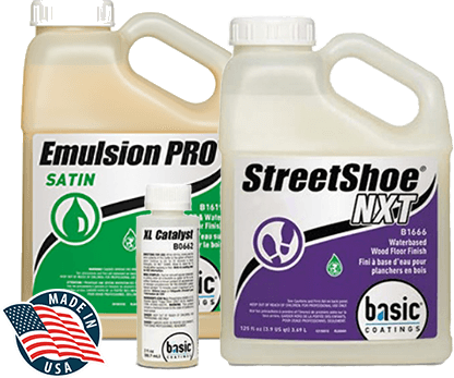 Streetshoe and Emulsion