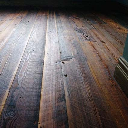 beautiful character in New Jersey wood floor